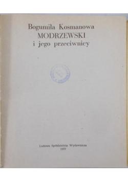 Modrzewski i jego przeciwnicy