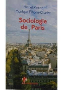 Sociologie de Paris