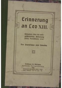 Don Stanislaus von Smolka, 1906 r.