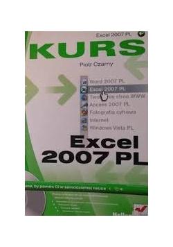 Excel 2007 PL + CD