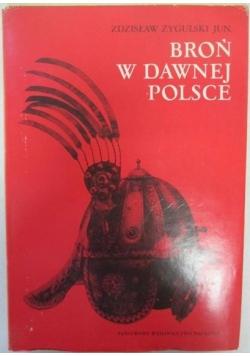 Broń w dawnej Polsce