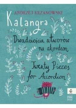 Kalangra - Dwadzieścia utworów na akordeon