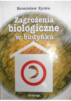 Zagrożenie biologiczne w budynku