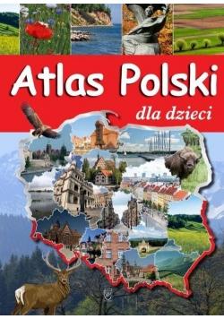 Atlas polski dla dzieci