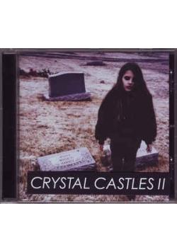 Crystal castles  ,Płyta CD