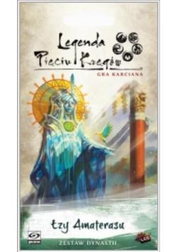Legenda Pięciu Kręgów: Łzy Amaterasu GALAKTA