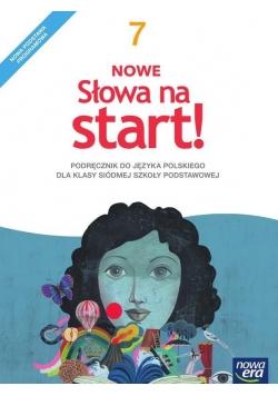 J.Polski SP  7 Nowe Słowa na start! Podr. NE