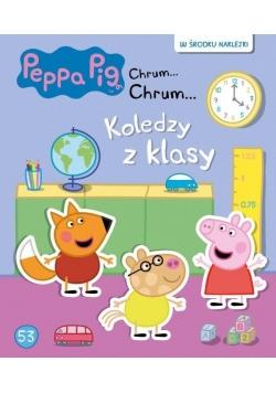 Świnka Peppa Chrum Chrum 53 Koledzy z klasy