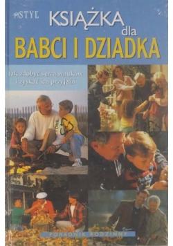 Książka dla babci i dziadka