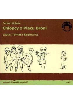 Chłopcy z Placu Broni Audiobook