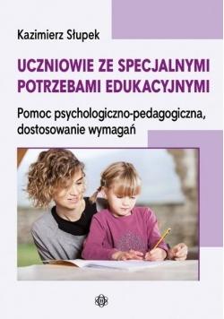 Uczniowie ze specjalnymi potrzebami edukacyjnymi
