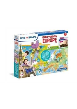 Puzzle Odkrywamy Europę