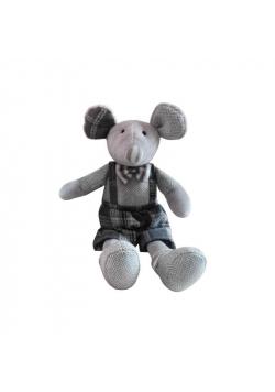 Maskotka Mysz chłopiec