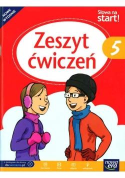 J.Polski SP  5 Słowa na Start ćw NE