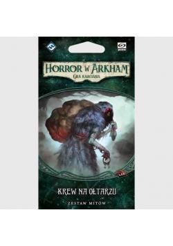 Horror w Arkham LCG: Krew na ołtarzu GALAKTA