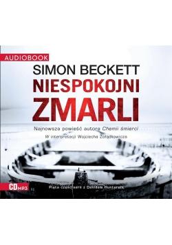 Niespokojni zmarli audiobook