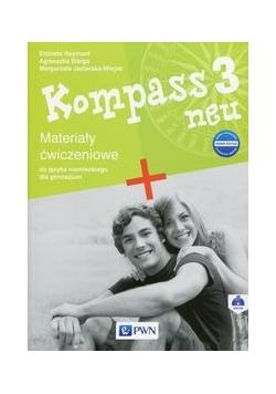 Kompass 3 neu Nowa edycja Materiały ćwiczeniowe