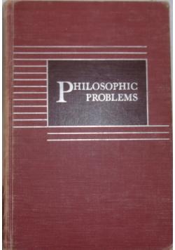 Philosophic problems