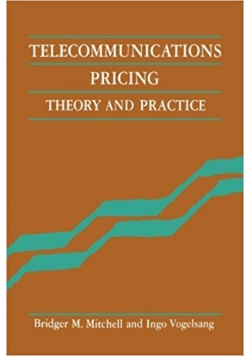 Telecommunications pricing theory and practice
