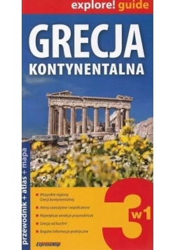 Grecja kontynentalna explore! guide