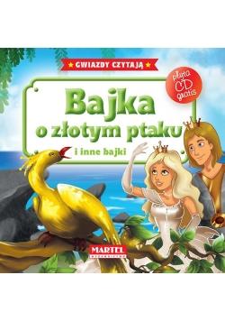 Bajki do poduszki- Bajka o złotym ptaku... +CD