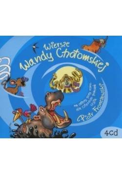 Wiersze Wandy Chotomskiej...CD MP3