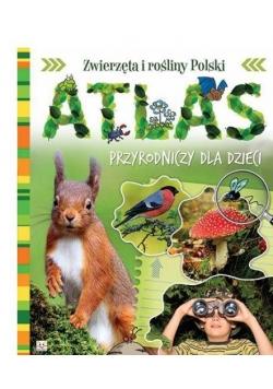 Atlas przyrodniczy dla dzieci  BR