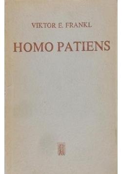 Homo patiens