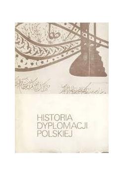Historia dyplomacji Polskiej