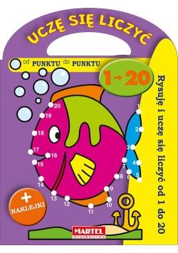 Uczę się liczyć  - Rysuję i uczę się liczyć od 1 do 20