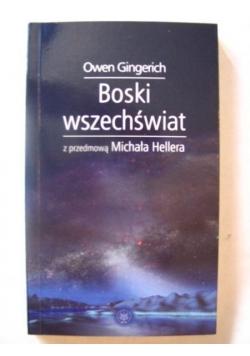 Gingerich Owen  -  Boski wszechświat