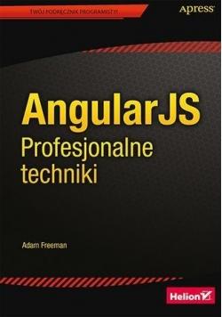 AngularJS. Profesjonalne techniki