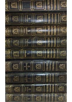 Encyklopedia powszechna. Ultima Thule Tom I, II, III, IV, V ,VI ,VII, VIII, IX , 1927r.