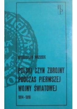 Polski czyn zbrojny podczas pierwszej wojny światowej 1914-1918