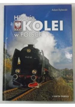 Historia kolei w Polsce