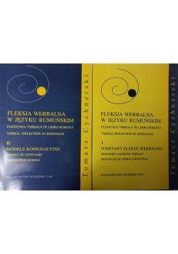 Fleksja werbalna w języku rumuńskim. Tom I-II