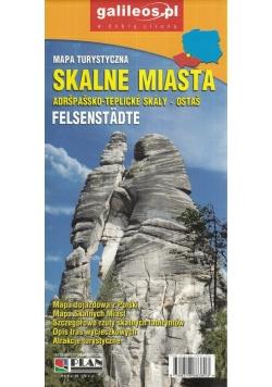 Skalne Miasta Felsenstädt 1:35 000 1:5 000