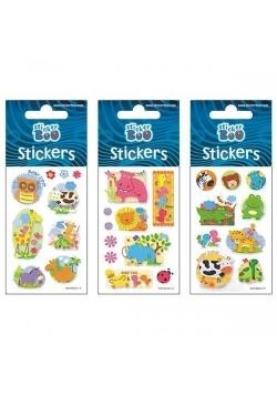 Naklejki Sticker BOO silver zwierzęta