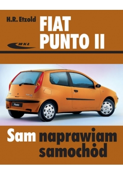 Fiat Punto II Od IX 1999 do VI 2003