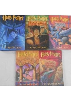 Harry Potter, 5 książek