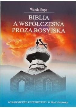 Supa Wanda - Biblia a współczesna proza rosyjska