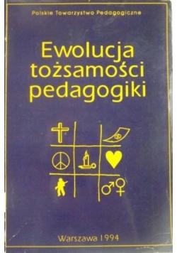 Ewolucja tożsamości pedagogiki