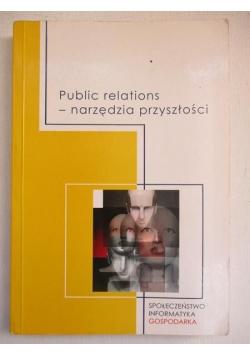 Public Relations - narzędzia przyszłości