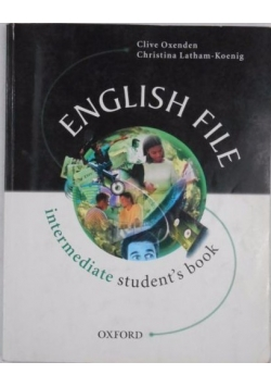 English File. Intermediate Student's Book