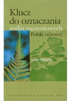 Klucz do oznaczania roślin naczyniowych Polski