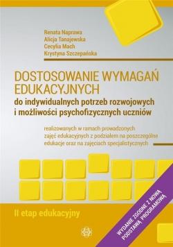 Dostosowanie wymagań edukacyjnych... Etap II