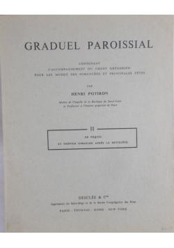 Graduel Paroissial
