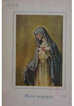 Maria zwycięży!, 1935 r.