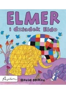 Elmer i dziadek Eldo w.2018