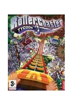 RollerCoaster Tycoon 3, CD